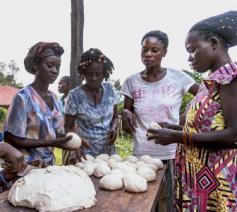 Op het vlak van vrouwenrechten is flinke vooruitgang geboekt © Broederlijk Delen
