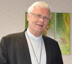 Bisschop Patrick Hoogmartens  © Tony Masset