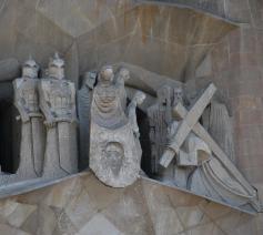 Passie Sagrada Familia © Filip Ceulemans