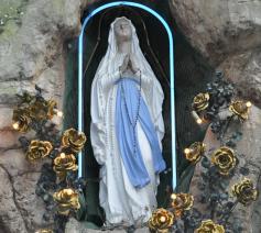 Onze-lieve-vrouw van Lourdes © Daniël Duwyn