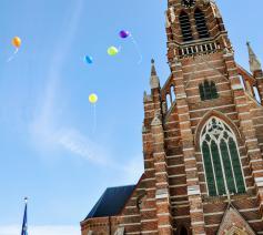 Martinuskerk Duffel © Goedele Blommaerts