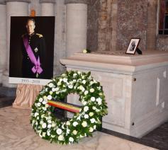 Herdenking Boudewijn
