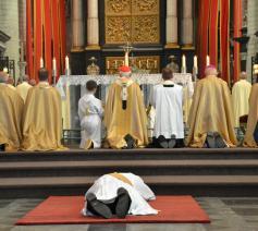 Priesterwijding Servaas Bosch  © Persdienst aartsbisdom
