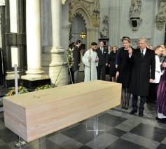 Begrafenis kardinaal Danneels © (c) Hellen Mardaga