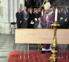 Begrafenis kardinaal Danneels © Hellen Mardaga