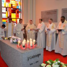 Viering herdenking Cardijn