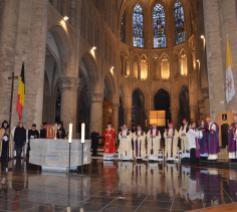 vijfde verjaardag Paus
