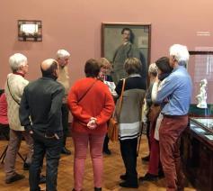 Tentoonstelling Horta-Wolfers © Davidsfonds Sint-Pieters-Woluwe