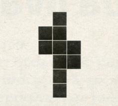 Affiche 'Dekalog' van Krzysztof Kieslowsky.