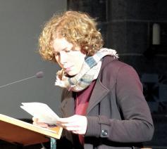 """Evelien Deketele bouwt het project """"zinzorg en pastoraal"""" uit"""
