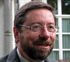 Jean-Pierre Delville, de bisschop van Luik © Bisdom Namen