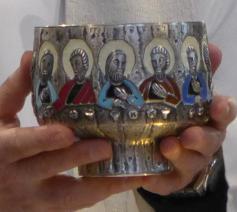 Eucharistie met kelk © Pastorale Eenheid Heilige Augustinus