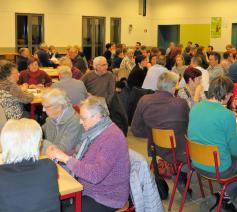 Quizzen voor Broederlijk Delen in Westmeerbeek © RH