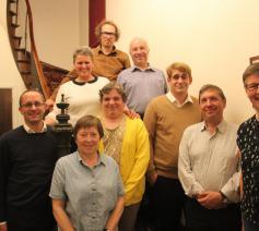 De leden van de parochieploeg.  © HVDS