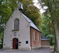 Verre kapel van Eksaarde © Geert Defauw