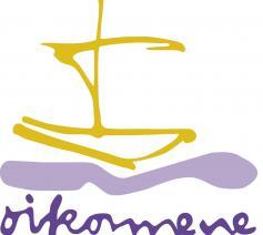 Het logo van de oecumenische beweging.
