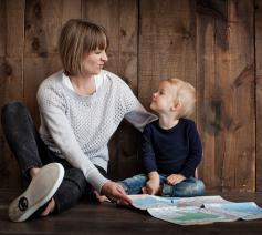 We proberen de ouders en het hele gezin te betrekken in deze voorbereidingstocht. © Pexels.com