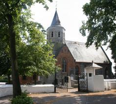 De Onze-Lieve-Vrouwkerk (Daknam)  © Stad Lokeren