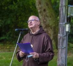 Bisschop Lode Van Hecke © Bisdom Gent, foto: Frank Bahnmüller