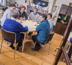 Zusters bernardinnen in Gent. 'We zijn alle 6 heel verschillend. Humor is het cement van onze gemeenschap.'