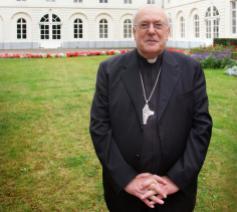 Kardinaal Danneels binnentuin