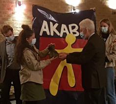 De Damiaanprijs 2021 gaat naar de scoutsgroep Akabe uit Heverlee die zich inzet voor kinderen en jongeren met een mentale beperking © Damiaan Vandaag