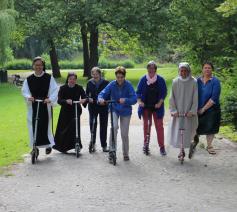 Deze vreugdevolle zusters organiseren opnieuw 'De kans van je leven' © Aagje Van Impe