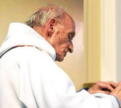 De vermoorde priester Jacques Hamel © Wikimedia / Rouen diocese website