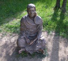 Franciscus van Assisi © Katrien Cocquyt