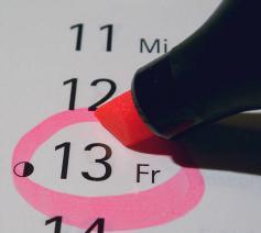 Vrijdag de 13de: waar en wanneer is het begonnen, dat bijgeloof? © Wikipedia