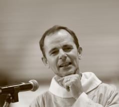 Geert Vervaecke is diaken in de pastorale eenheid Heilige Clara en Franciscus in Roeselare