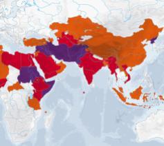 Noord-Korea nog steeds op kop  op de ranglijst van geloofsvervolging © Open Doors