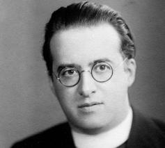 Georges Lemaitre (1894-1966) © Wikipedia