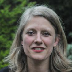 Annemarie Gielen, secretaris van Pax Christi Vlaanderen © Philippe Keulemans