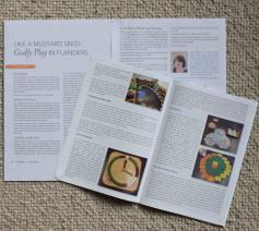 Artikels in boeken en bladen © Hilde Pex