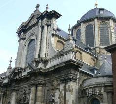 Basiliek van Onze-Lieve-Vrouw van Hanswijk © Onroerend Erfgoed