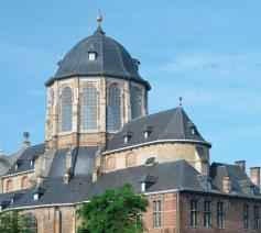 De Onze-Lieve-Vrouw van Hanswijkbasiliek in Mechelen © vicariaat Vlaams-Brabant & Mechelen