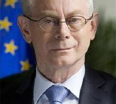Herman van Rompuy, eerste permanente voorzitter Europese Raad © Consilium