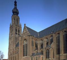 Sint-Catharinakerk in Hoogstraten © Vlaamse Gemeenschap/Onroerend Erfgoed