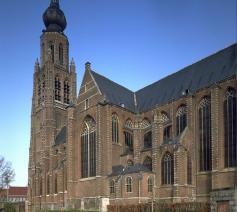 Sint-Katharinakerk in Hoogstraten © AgentschapOnroerendErfgoed