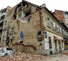 Volgens Caritas is de materiële schade bijzonder groot © Hrvatski Caritas