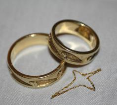 Huwelijksringen