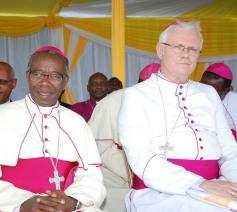 Nieuwe bisschop in zusterbisdom Nyundo