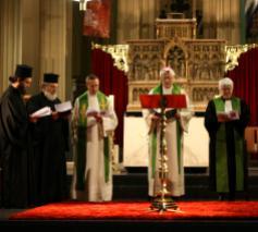 Gebedsviering voor de eenheid van de christenen © persdienst bisdom Hasselt