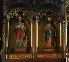Viering 1 jaar pastorale eenheid H. Augustinus © Heidi Claessen