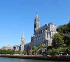 zomer in Lourdes © Marc Vandersmissen