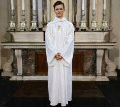 Misdienaar Henry Deseyn, Sint-Amanduskerk Bellegem