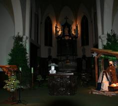 Kerstmis in Sint-Bavo