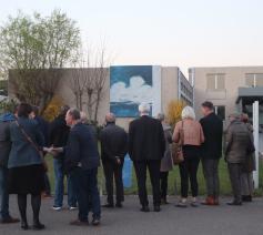 Opening openluchtentoonstelling Caelum © Jente Vandewijer
