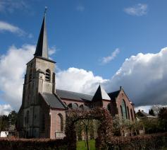 Kerk Sint-Martinus Halle © fotodebandt